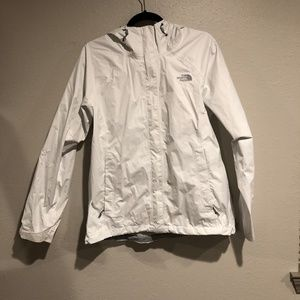 The North Face Venture 2 Jacket White - Women's